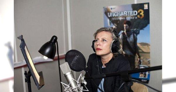 Krystyna Janda w grze komputerowej