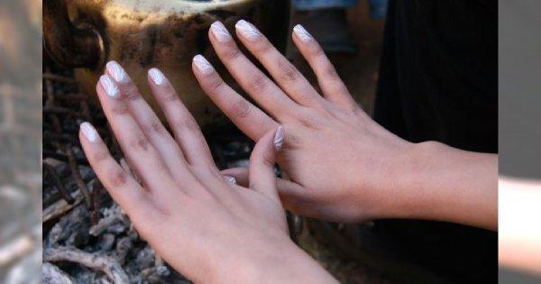 Domowa maseczka na suche dłonie