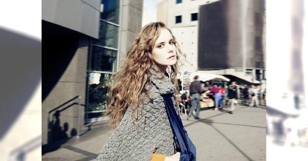 Magda Hasiak dla Selektorni jesień/zima 2011