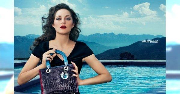 Marion Cotillard w nowej reklamie Diora!