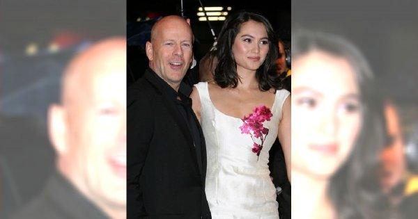 Bruce Willis będzie miał dziecko!