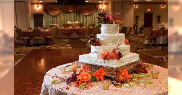 5 korzyści z wesela urządzanego jesienią