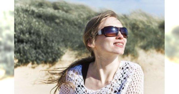 Jak chronić włosy przed wiatrem?