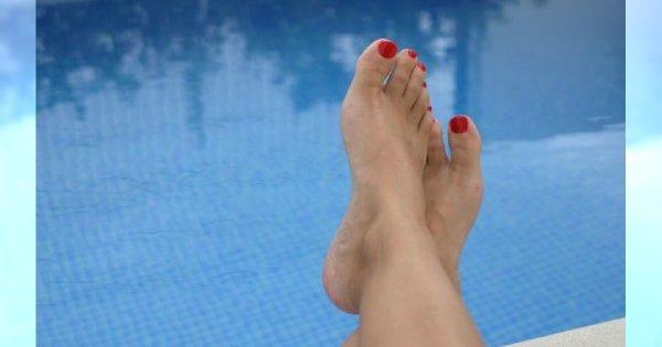 Jak nawilżyć stopy?