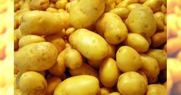 Jak zrobić nawilżającą maseczkę z ziemniaka ?