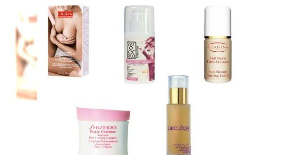 5 kosmetyków modelujących biust