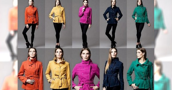 Moda na przekór jesieni