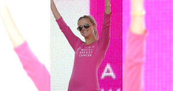 Reese Witherspoon wspiera walkę z rakiem