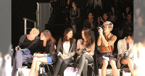 Kilka słów o Vienna Fashion Week