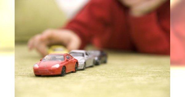 Odkażanie zabawek dziecka