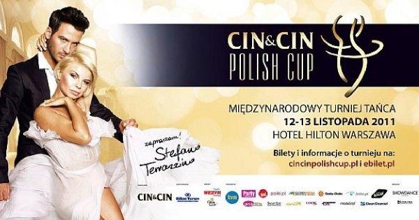 Już wkrótce CIN&CIN Polish Cup 2011!