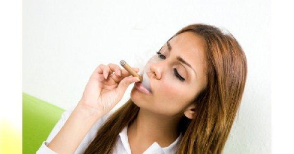 Rzucanie palenia a tycie