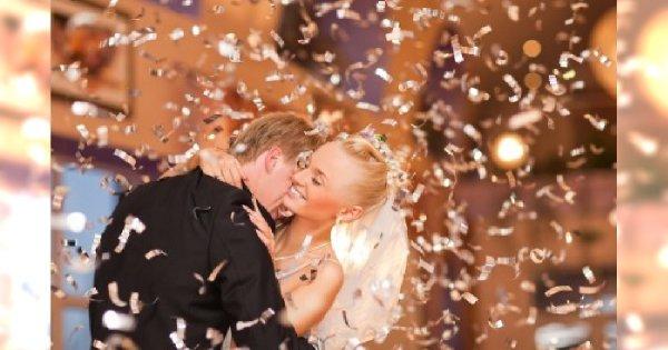 Efekty ślubne – czyli co najlepiej wychodzi na zdjęciu?