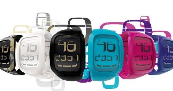 Swatch Touch 2011 - kolorowa kolekcja zegarków