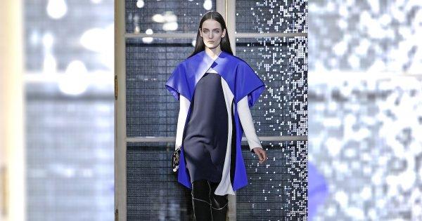 Balenciaga jesień/zima 2011/2012