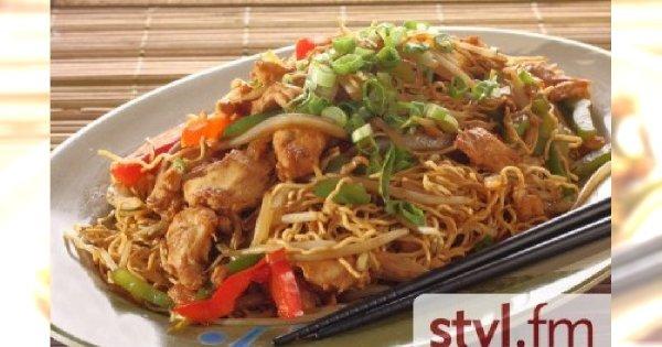 Kuchnia chińska w pigułce