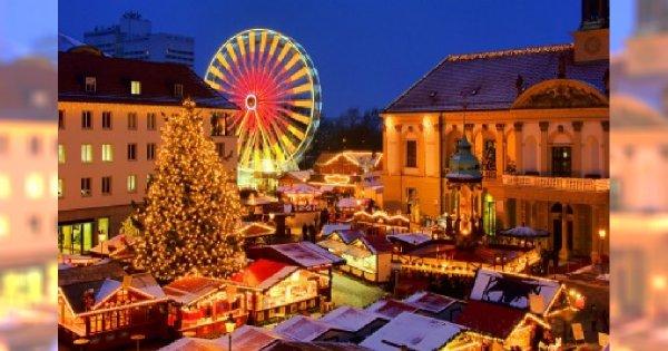 Najciekawsze europejskie kiermasze świąteczne