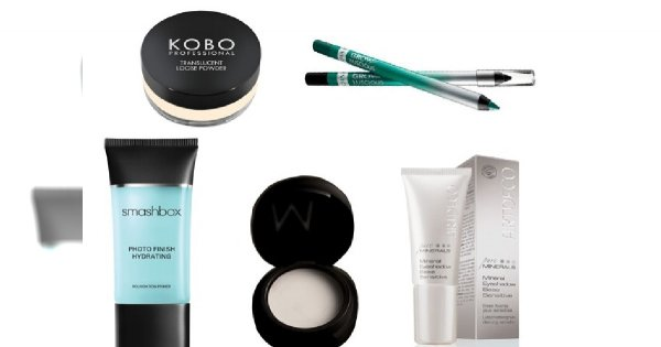 5 kosmetyków utrwalających makijaż