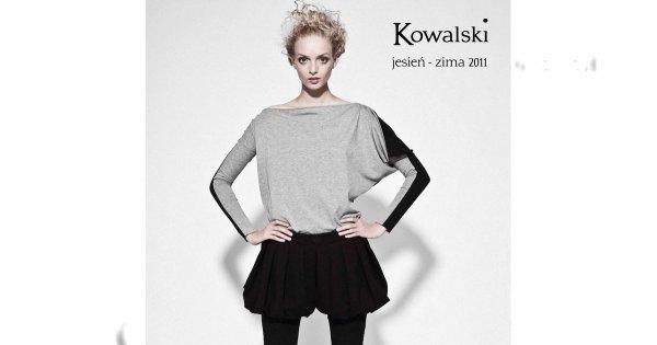 Kowalski lookbook jesień/zima 2011/2012