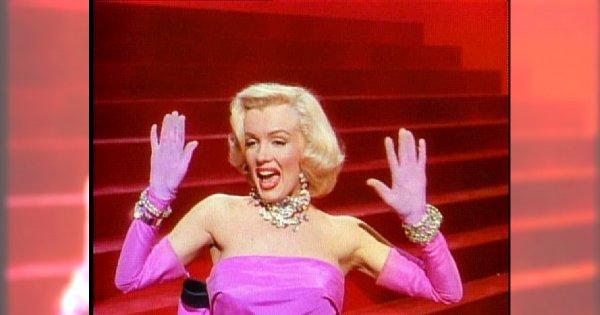 Zrób się na Marilyn Monroe