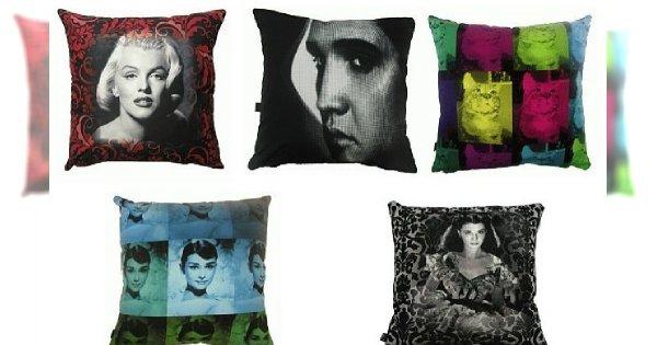 Top 5 poduszek w stylu retro