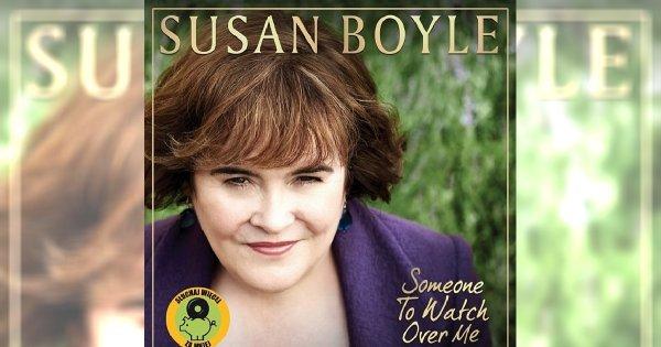 Wywiad z Susan Boyle