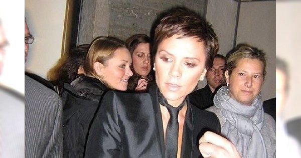 Kto chciał porwać Victorię Beckham?