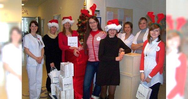 Święty Mikołaj dla kobiet