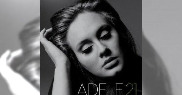 Adele z płytą roku!