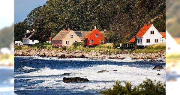 Bornholm - raj niedaleko nas