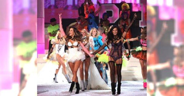 Aniołki Victoria's Secret ponownie zaczarowały Nowy Jork