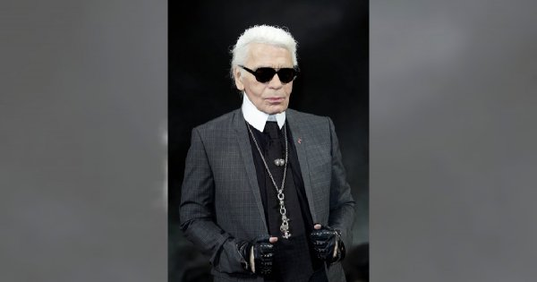 "Karl Lagerfeld redaktorem ""Metra"""