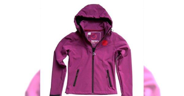 Sportowe kurtki w damskich kolorach