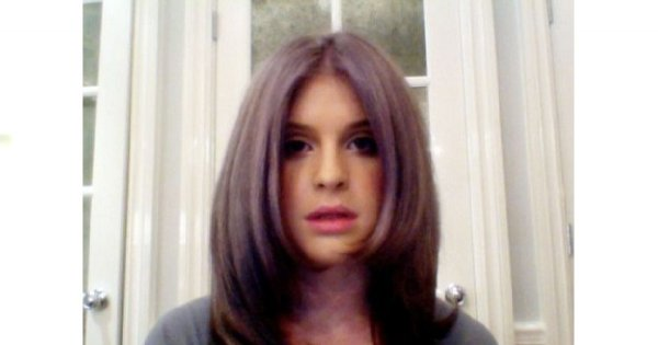 Trend zimy - siwe włosy, jak u Kelly Osbourne