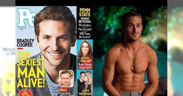 Bradley Cooper kocha Ryana Goslinga