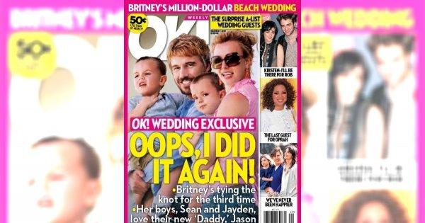 Britney Spears wychodzi za mąż