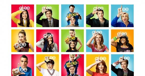 Śwąteczne przeboje od Glee!