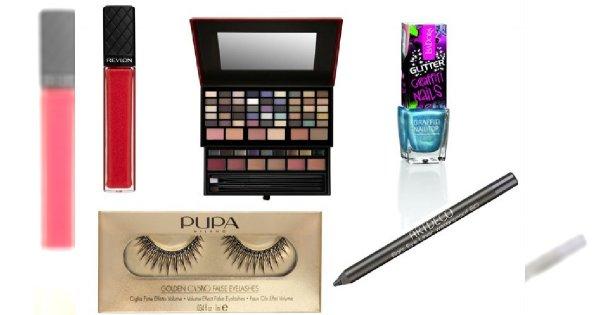 """5 produktów makijażowych """"must have"""" na Sylwestra"""