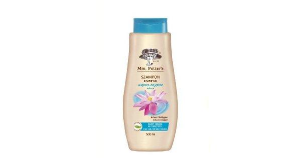 Testujemy: szampon do włosów Mrs Potter's