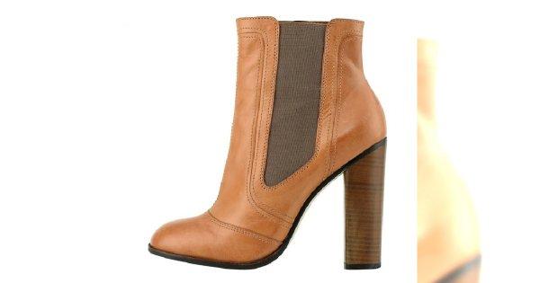 Awangardowe buty od River Island jesień/zima 2011/2012