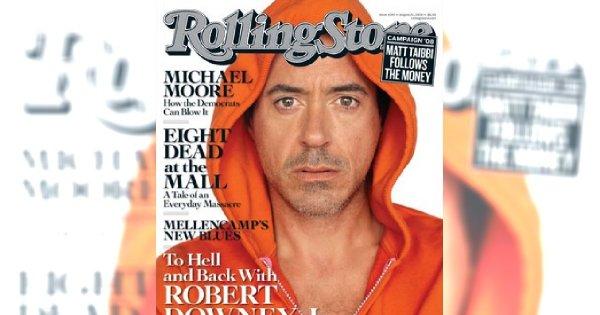 Robert Downey Jr. będzie miał syna