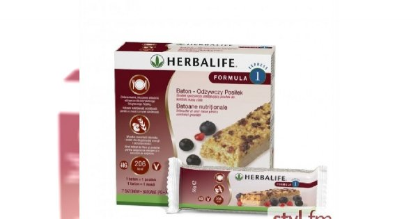 Zdrowa dieta z Herbalife