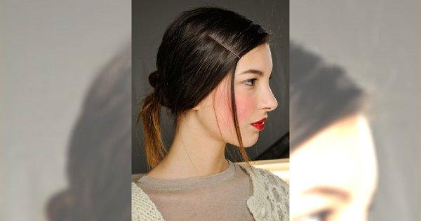Inspiracja fryzurą – Michael Kors na New York Fashion Week