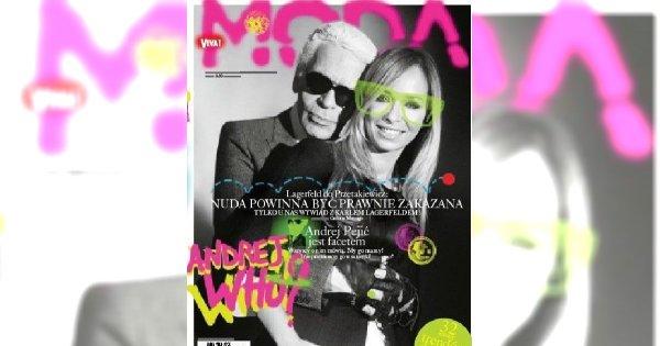 Joanna Przetakiewicz w Vogue!