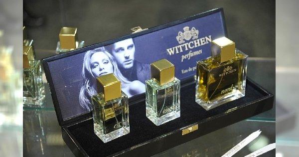 Pierwsze perfumy od Wittchen