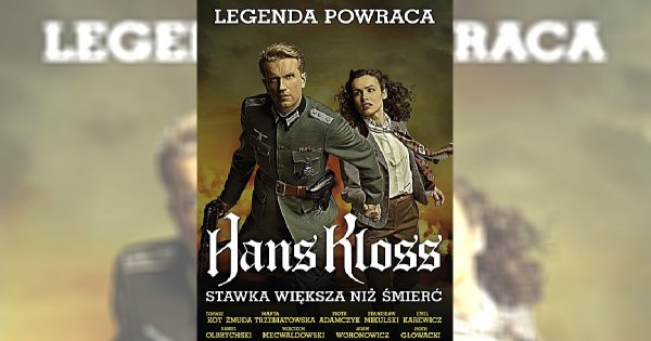 "Nowy ""Kapitan Kloss"""
