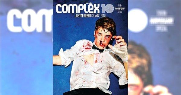 Justin Bieber Pobity