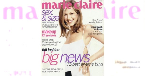 Jennifer Aniston i jej fryzury - ikony!
