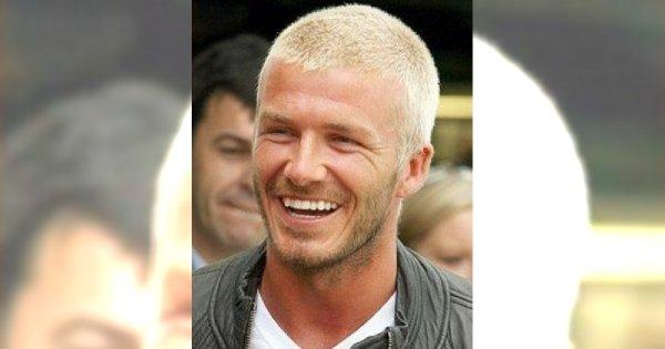 Top 7: Najlepsze fryzury Davida Beckhama