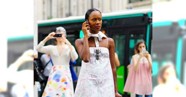 Najlepsze looki z Paris Fashion Week